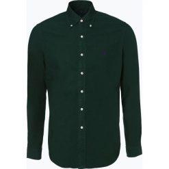 Polo Ralph Lauren - Koszula męska, zielony. Zielone koszule męskie na spinki Polo Ralph Lauren, l, z bawełny, polo. Za 499,95 zł.