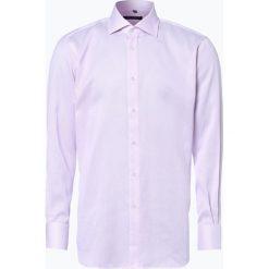 Van Graaf - Męska koszula z poszetką, różowy. Niebieskie koszule męskie wizytowe marki Van Graaf, m, z włoskim kołnierzykiem. Za 179,95 zł.