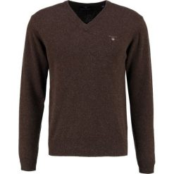 Swetry klasyczne męskie: GANT Sweter braun