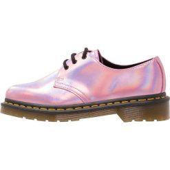 Jazzówki damskie: Dr. Martens 1461 3 EYE SHOE Oksfordki mallow pink reflective metallic