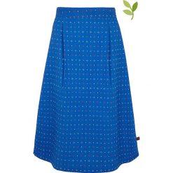 """Spódnice wieczorowe: Spódnica """"Jolin"""" w kolorze niebieskim"""
