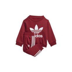 Spodnie dziewczęce: Zestawy dresowe adidas  Dres Trefoil Crew