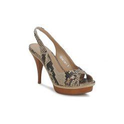 Sandały Fericelli  JOULAPE. Brązowe sandały damskie Fericelli. Za 860,30 zł.