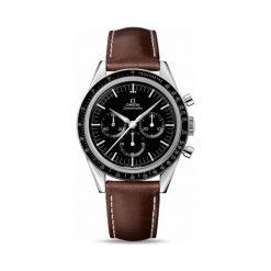 ZEGAREK OMEGA SPEEDMASTER 311.32.40.30.01.001. Czarne zegarki męskie OMEGA, ze stali. Za 18100,00 zł.