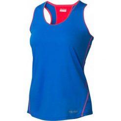 Bluzki sportowe damskie: Marmot Koszulka Sportowa Wm's Essential Tank Ceylon Blue/Bright Pink Xs