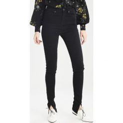 Boyfriendy damskie: Vero Moda Tall VMCLOUD  Jeans Skinny Fit black