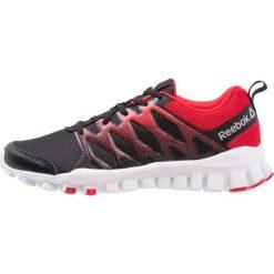 Buty sportowe damskie: Reebok REALFLEX TRAIN 4.0 Obuwie treningowe black/primal red/white