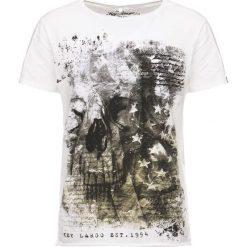 T-shirty męskie z nadrukiem: Key Largo WASHINGTON Tshirt z nadrukiem offwhite