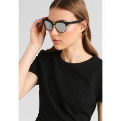 Okulary przeciwsłoneczne damskie aviatory: Quay ZIG Okulary przeciwsłoneczne black/silver mirror