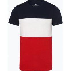 Nils Sundström - T-shirt męski, niebieski. Niebieskie t-shirty męskie Nils Sundström, l, z bawełny. Za 89,95 zł.