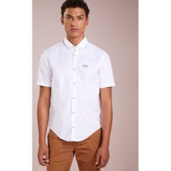 BOSS ATHLEISURE BIADIA REGULAR FIT Koszula white. Niebieskie koszule męskie marki BOSS Athleisure, m. Za 379,00 zł.