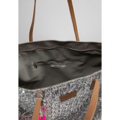 Codello SEQUINS WITH TASSEL Torba na zakupy light grey. Szare shopper bag damskie Codello. Za 299,00 zł.