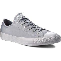 Tenisówki męskie: Trampki CONVERSE – Ctas Ox 157586C Cool Grey/Pure Platinum
