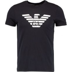 Emporio Armani Tshirt z nadrukiem darkblue. Niebieskie koszulki polo Emporio Armani, m, z nadrukiem, z bawełny. Za 289,00 zł.