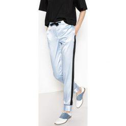 Piżamy damskie: Spodnie od piżamy w paski