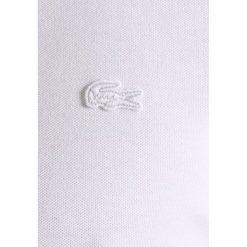 Lacoste PH5522 PARIS POLO Koszulka polo white. Szare koszulki polo marki Lacoste, z bawełny. Za 419,00 zł.