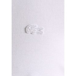 Lacoste PH5522 PARIS POLO Koszulka polo white. Białe koszulki polo Lacoste, m, z bawełny. Za 419,00 zł.