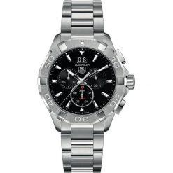 ZEGAREK TAG HEUER AQUARACER CAY1110.BA0925. Czarne zegarki męskie marki KALENJI, ze stali. Za 8520,00 zł.