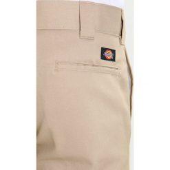 Dickies 873 SLIM STRAIGHT WORK  Chinosy khaki. Szare chinosy męskie marki Dickies, z bawełny. W wyprzedaży za 191,20 zł.