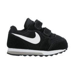 BUTY NIKE MD RUNNER 2 (TD) 806255 001. Czarne buciki niemowlęce chłopięce Nike. Za 119,00 zł.