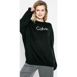 Swetry oversize damskie: Calvin Klein Jeans – Sweter