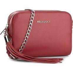 Torebka BELLUCCI - R-343 Rosso. Czarne torebki klasyczne damskie marki Bellucci. W wyprzedaży za 199,00 zł.