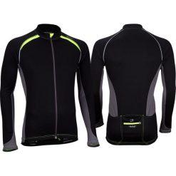 Avento Koszulka rowerowa Cycling Shirt Long Sleeve Men Size r. XXL (81BU-ZAG). Koszulki sportowe męskie Avento, m. Za 198,06 zł.