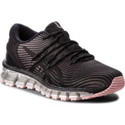 Buty ASICS - Gel-Quantum 360 4 1022A029 Carbon/Black 020. Szare buty do biegania damskie Asics, z materiału. W wyprzedaży za 559,00 zł.