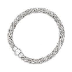 Bransoletki damskie: Zjawiskowa Bransoletka Srebrna – srebro 925