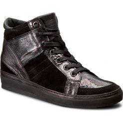 Sneakersy TILTOA - 162K1209VSPCOTQTIL Nero/Nero/Nero. Czarne sneakersy damskie Tiltoa, z materiału. W wyprzedaży za 319,00 zł.