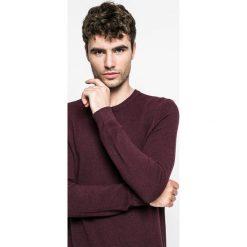 Medicine - Sweter Graphic Monochrome. Brązowe swetry klasyczne męskie marki MEDICINE, l, z bawełny, z okrągłym kołnierzem. W wyprzedaży za 99,90 zł.