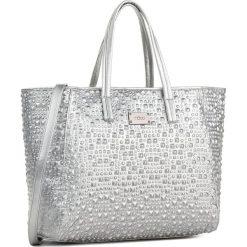 Torebka NOBO - NBAG-E3630-C022  Srebrny. Szare torebki klasyczne damskie marki Nobo, ze skóry ekologicznej. W wyprzedaży za 149,00 zł.
