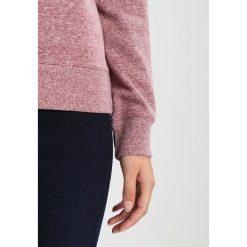 Bluzy rozpinane damskie: H.I.S SWEATSHIRT Bluza twany port