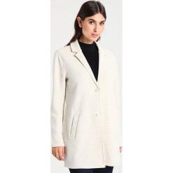 Płaszcze damskie: Cartoon Płaszcz wełniany /Płaszcz klasyczny light grey melange