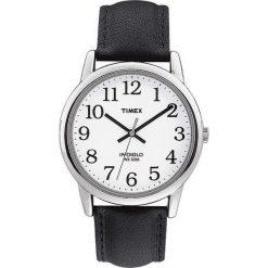 Zegarek Timex Męski T20501 Easy Reader Indiglo czarny. Czarne zegarki męskie Timex. Za 246,99 zł.