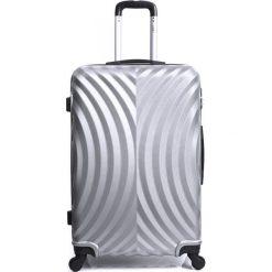 """Walizki: Walizka """"Lagos"""" w kolorze srebrnym – 31 x 50 x 20 cm"""