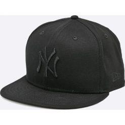 New Era - Czapka. Czarne czapki z daszkiem męskie New Era. W wyprzedaży za 139,90 zł.