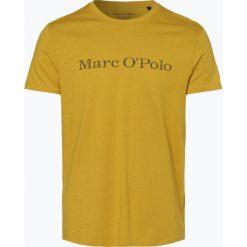 T-shirty męskie: Marc O'Polo - T-shirt męski, żółty