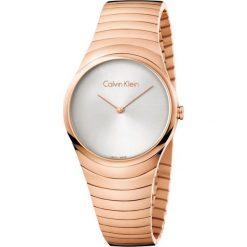 ZEGAREK CALVIN KLEIN K8A23646. Szare zegarki damskie marki Calvin Klein, szklane. Za 1449,00 zł.