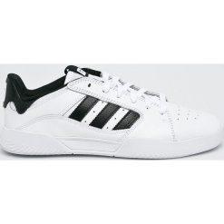 Adidas Originals - Buty VRX Low. Brązowe halówki męskie marki adidas Originals, z bawełny. Za 329,90 zł.