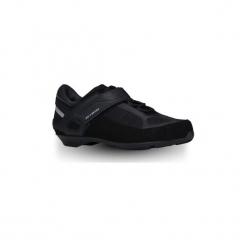 Buty na rower ROADC 100. Czarne buty skate męskie marki TRIBAN, z gumy, rowerowe. Za 149,99 zł.