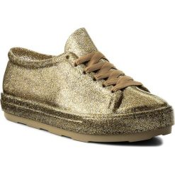 Buty damskie: Półbuty MELISSA - Be Ad 31991 Glass Glitter Gold 52955
