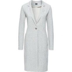 Płaszcz bonprix jasnoszary melanż. Czarne płaszcze damskie marki Molly.pl, l, z dresówki. Za 149,99 zł.