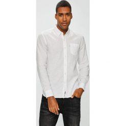 Levi's - Koszula. Brązowe koszule męskie na spinki Levi's®, m, z bawełny, z klasycznym kołnierzykiem, z długim rękawem. W wyprzedaży za 199,90 zł.