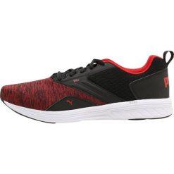 Puma NRGY COMET Obuwie do biegania treningowe puma black/high risk red. Czarne buty do biegania męskie marki Puma, z materiału. Za 229,00 zł.