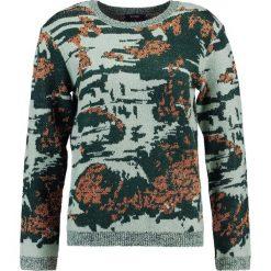 Swetry damskie: KIOMI Sweter green/dark green