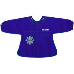 Baby Policeman - Śliniak z rękawami (GAD02299). Niebieskie śliniaki marki Baby Gadgets. Za 48,97 zł.