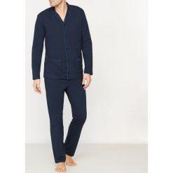 Piżamy męskie: Zapinana piżama z dżerseju