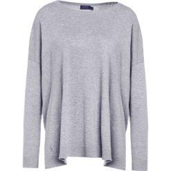 Swetry klasyczne damskie: Polo Ralph Lauren Sweter fawn grey heather