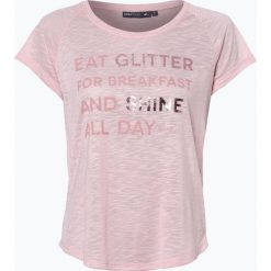 T-shirty damskie: Only Play – T-shirt damski – Perla, różowy